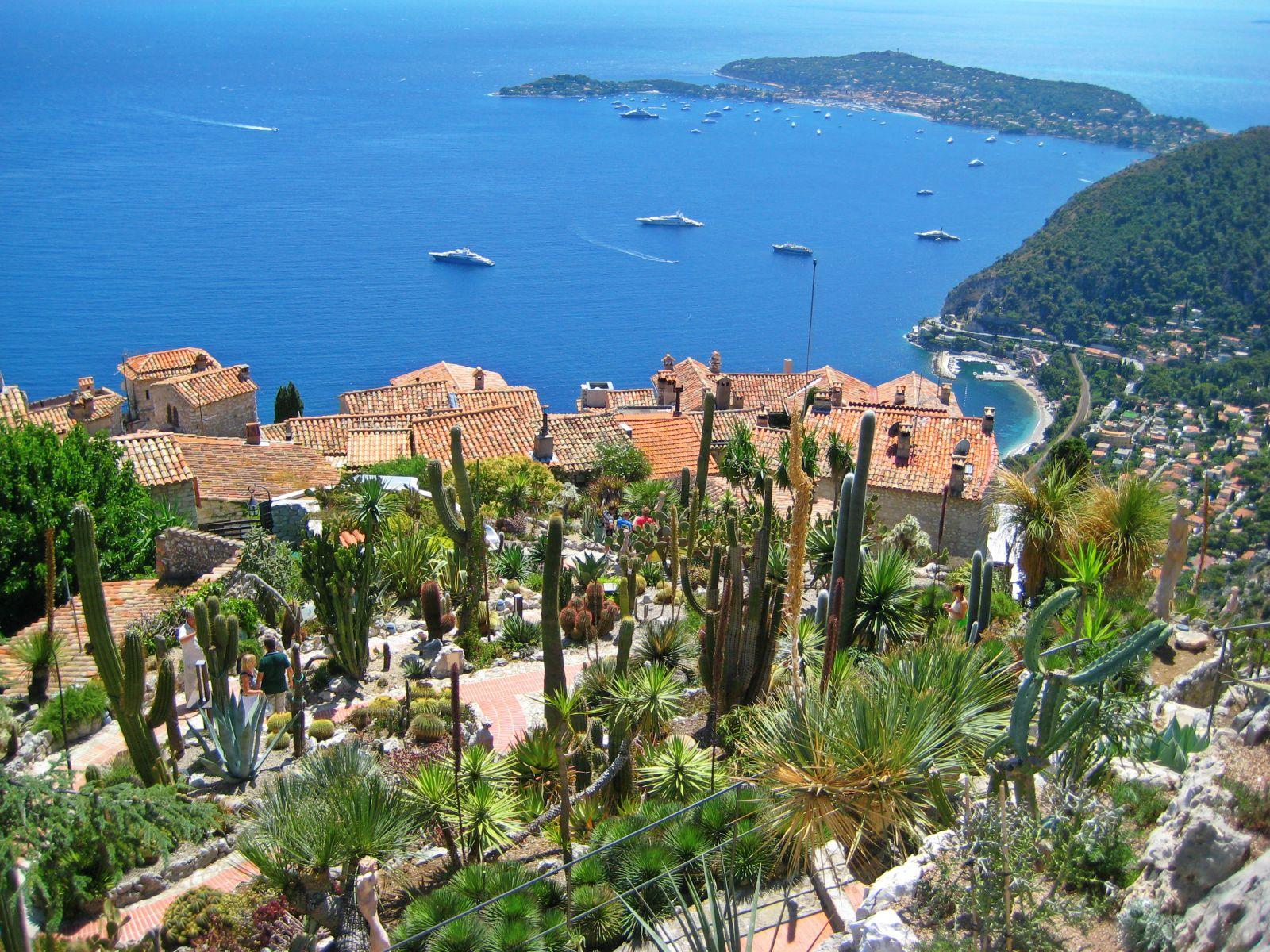 Top 3 des plus beaux endroits de la c te d 39 azur - Camping les jardins de la mer antibes ...