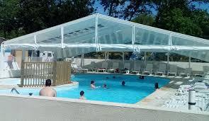 camping avec piscine orleon